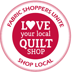 Fabric Shoppers Unite - Shop Local