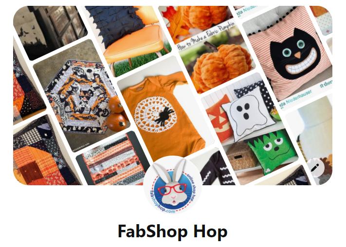 FabShop Hop Pinterest