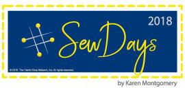 Sew Days 2018