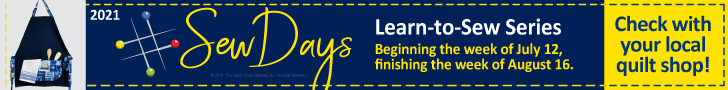 Sew Days Learn-to-Sew Series