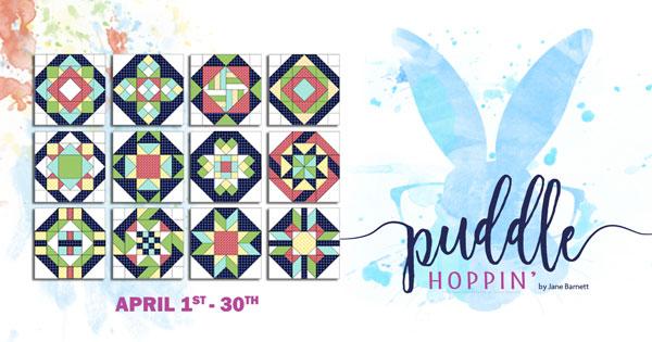 Turn on images to see: 12 Puddle Hoppin' Bonus Blocks