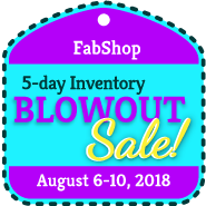 BlowOut Sale!