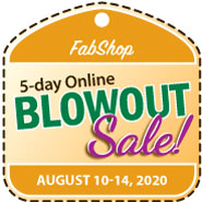 BlowOut Sale!