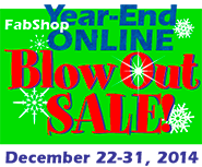 Year-End BlowOut Sale!