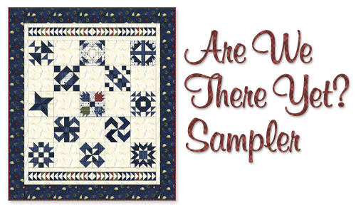 Are We There Yet? Sampler