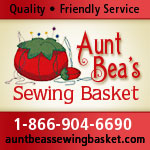 aunt Beas Sewing Basket