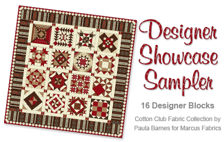 Designer Showcase Sampler