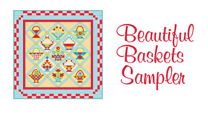 Beautiful Baskets Sampler