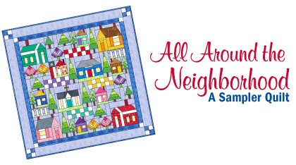 All Around the Neighborhood  Sampler