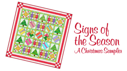 Signs of the Seasons Sampler