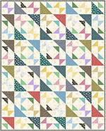 Crosses and Losses Quilt