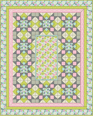 Free patterns at fabshop hop a virtual fabric shop and for Garden of eden xml design pattern