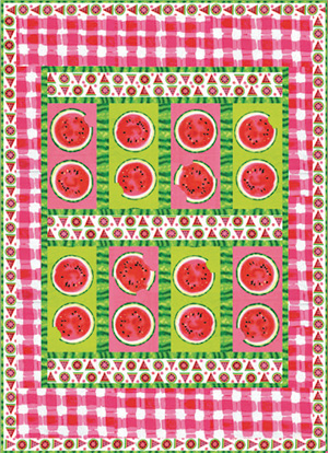 Juicy Fruit Play Mat