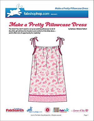 Pretty Pillowcase Dress