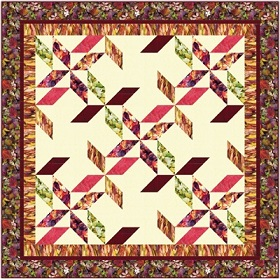 Download A New Leaf by: Hoffman Fabrics