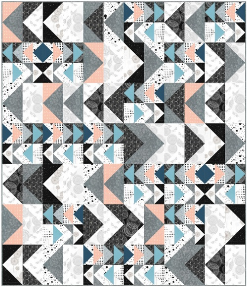 Free Pattern: Any Which Way