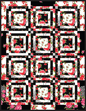 Download Charming Fat Quarter Quilt by Michael Miller Fabrics