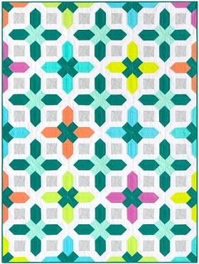 Download Enchanted Tiles by: Robert Kaufman Fabircs