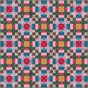 Maya Quilt 1