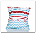 Sew Together Pillow