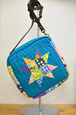 Sparkling Star Quilt Bag