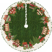 Suite Express Tree Skirt