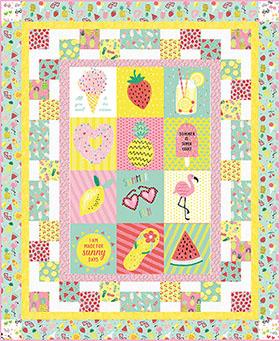 Download Summerlicious by Studioe Fabrics