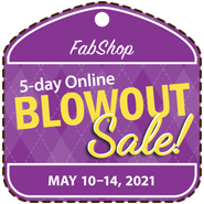 150-BlowOut Sale - May 10-14, 2021