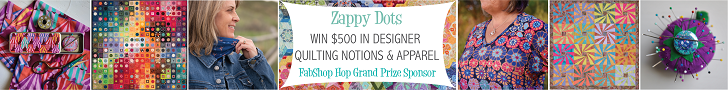 Grand Prize Sponsor - Zappy Dots