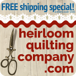 150-Heirloom Quilting Co.