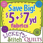 150-Lickety Stitch Quilts