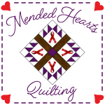 150-Mended Heart Quilting