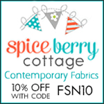 150-Spice Berry Cottage