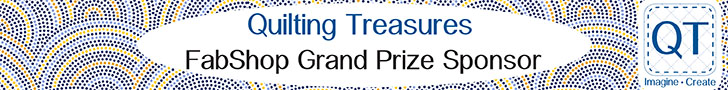 Grand Prize Sponsor - Quilting Treasures